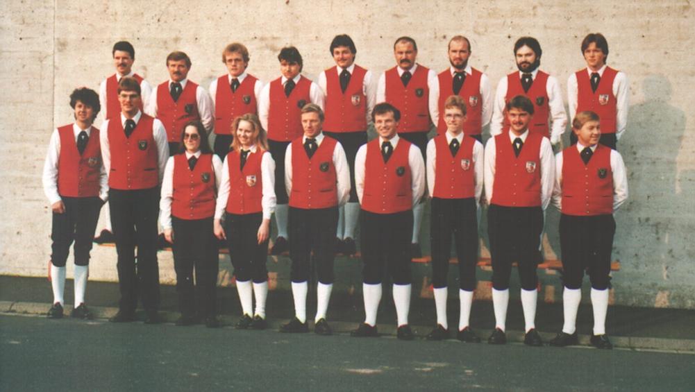 1986-Trachtenkapelle