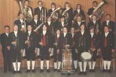 1974-Trachtenkapelle