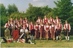 Trachtenkapelle-1991
